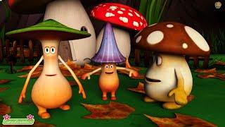getlinkyoutube.com-Noi Suntem Ciupercute - Cantece Pentru Copii