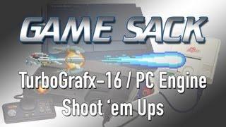 getlinkyoutube.com-Game Sack - TurboGrafx-16 / PC Engine Shoot 'em Ups