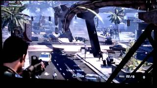 SOCOM 4: U.S. NAVY SEALS Gameplay - E3 2010