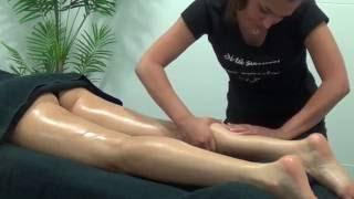 getlinkyoutube.com-Full body massage / Masaje relajante de cuerpo entero