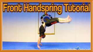 getlinkyoutube.com-Front Handspring Tutorial | GNT