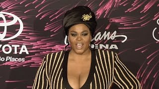 getlinkyoutube.com-Jill Scott Red Carpet Style at Soul Train Awards 2015 in Las Vegas