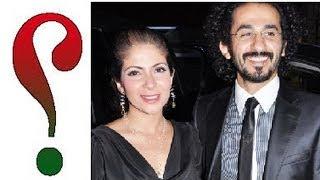 هل تعرف من كان خطيب منى زكى قبل أن يتزوجها أحمد حلمى ؟.... مفاجأة