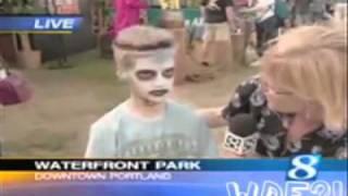 getlinkyoutube.com-Episodio 21 de What da faq - Zombies de verdad