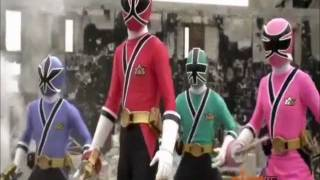 Power Rangers Shinkenger Black Box Comparison Part 1