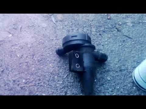 Клапан, сопун   вентиляции картерных газов SsangYong Actyon санйонг актион 2.0 дизель