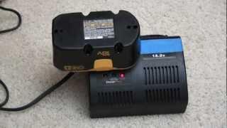 getlinkyoutube.com-How to recharge unchargeable batteries