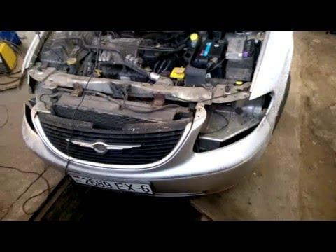 Расположение заднего ступичного подшипника в Dodge Магнум