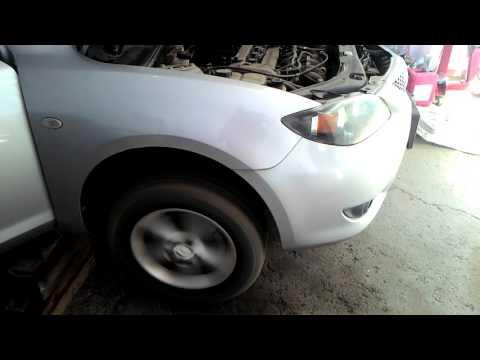 Проверяем АКПП Mazda 3 Axela 40000км пробега перед разбором