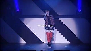 Kevin (U-KISS) - Make me (Live)
