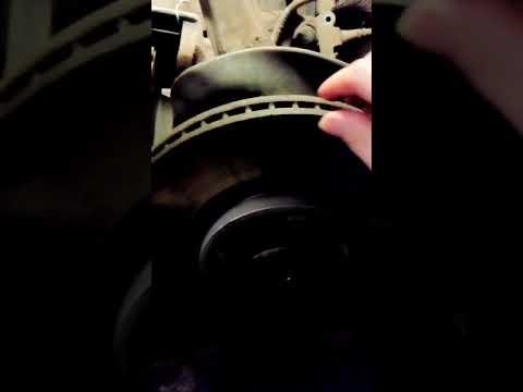 Гул ступичного подшипника на audi a4 quattro 2013