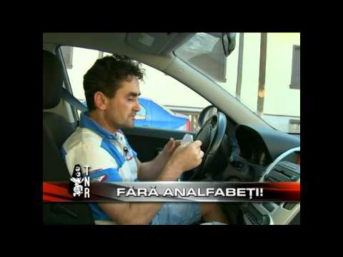 Adio analfabeți la volan! Mașinile vor porni doar după comentarea unui text la prima vedere