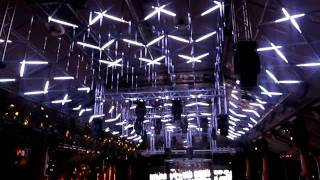 getlinkyoutube.com-Amnesia Ibiza, the best global club 3D LED installation