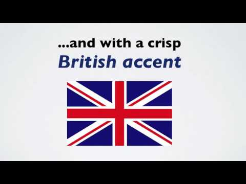 How to learn the British accent- FAST!