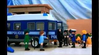 getlinkyoutube.com-playmobil politie- deel 1
