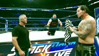 Relive the controversy surrounding the United States Championship: SmackDown, Aug. 29, 2017