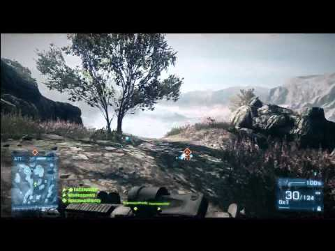NEW BATTLEFIELD 3 1080P MULTIPLAYER [BF3 XBOX 360 GAMEPLAY] RUSH DAMAVAND PEAK