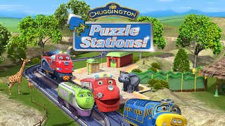 getlinkyoutube.com-Chuggington: Puzzle Stations - for KIDS