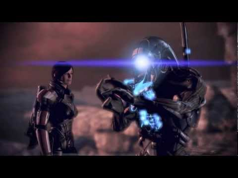 Mass Effect 3 - Tali Death Scene