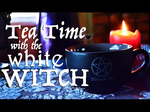 Ask Jenna : Tea Time with the White Witch ~ Q & A Episode 3