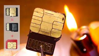 getlinkyoutube.com-Amazing LifeHack - Dual Sim and MicroSD card working Same time (simultaneously)