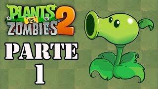 getlinkyoutube.com-Let's Play : Plants vs Zombies 2 [iPhone] - Parte 1