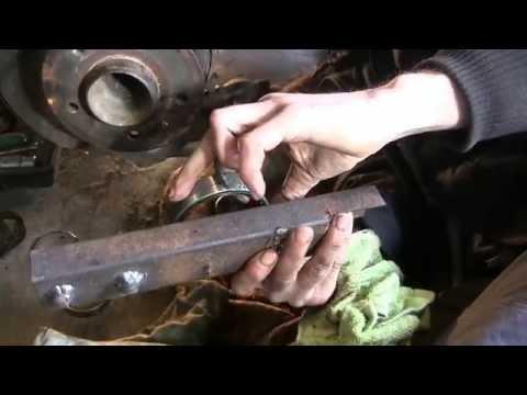 Мерседес w123 замена заднего подшипника ступицы