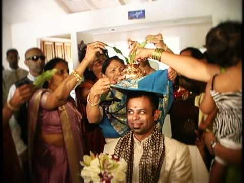 Destination Hindu Wedding in Puerto Rico