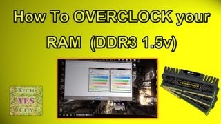 getlinkyoutube.com-BEGINNER'S GUIDE to Overclocking your RAM (DDR3-1600 1.5v On Z77 Motherboard)