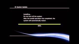 getlinkyoutube.com-PS3 UPDATE Installation Problem