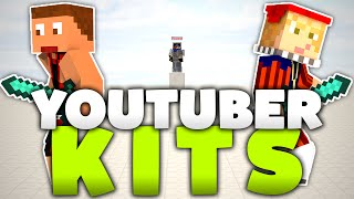 getlinkyoutube.com-YouTuber Kits! | Minecraft 1vs1