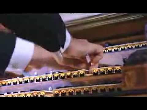 Johann Sebastian Bach - Toccata und Fuge BWV 565