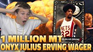 getlinkyoutube.com-NBA 2K15 1 MILLION MT ONYX JULIUS ERVING WAGER V.S LOSTNUNBOUND