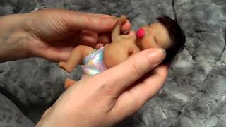 getlinkyoutube.com-Tiny Silicone Baby