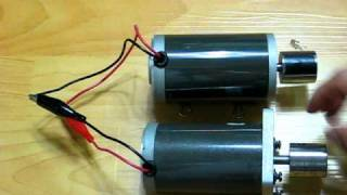 DC motor & DC generator