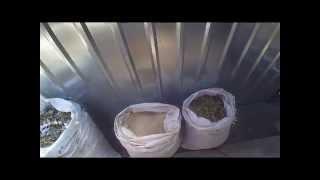 Состав смеси для топливных брикетов