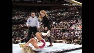 Alundra Blayze vs. Leilani Kai - WWE WrestleMania X