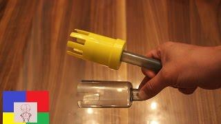 getlinkyoutube.com-Самодельный сифон для аквариума # чистка грунта сифоном #