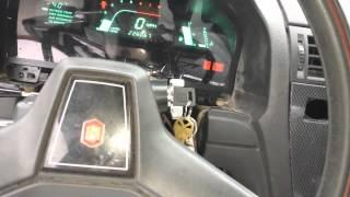 getlinkyoutube.com-81 Malibu With Ford Fusion Dash