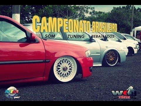 Campeonato de Som Tuning e Rebaixados em Pederneiras SP 16/02/2014 WKvideos