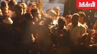 ஏமாத்துறாங்க... கலையாத கூட்டம் - Tamil youth continues protest for a permanent solution