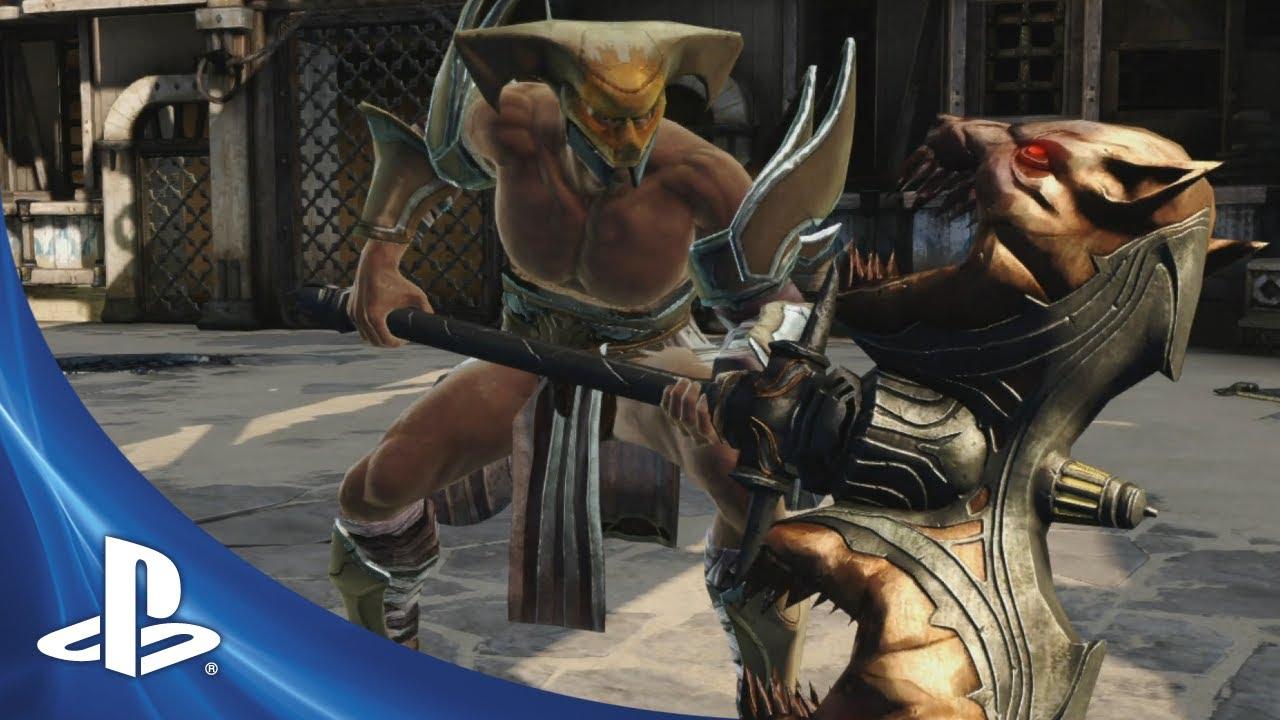 God of War: Ascension - The Mythological Heroes