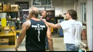 getlinkyoutube.com-American Chopper Jason's Melt Down
