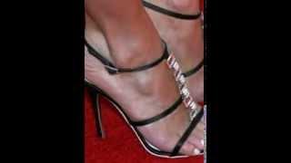 getlinkyoutube.com-Roselyn Sanchez Feet & Legs (Close-Up)