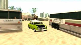 getlinkyoutube.com-SDK Sa-Mp Episode #4 - Mr. Bean