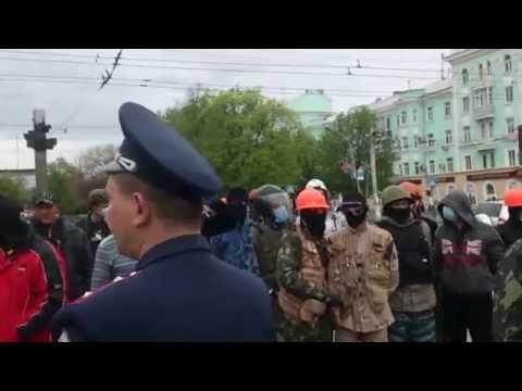 Последний день свободы: два года назад в Луганске прошла последняя проукраинская акция.