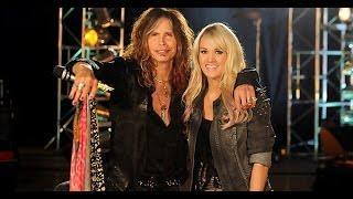 getlinkyoutube.com-Steven Tyler & Carrie Underwood - Walk This Way - ACM Awards 2011 [HD]
