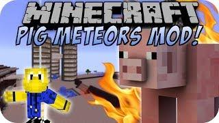 getlinkyoutube.com-Minecraft PIG METEORS MOD (PIGZILLA) [Deutsch]