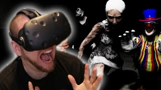 getlinkyoutube.com-SCARIEST VR GAME EVER!   Emily Wants To Play (HTC VIVE VIRTUAL REALITY GAMEPLAY)