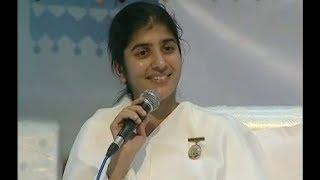 getlinkyoutube.com-How to maintain Family Balance - Why Purity ?- Question and Answers 2 - BK Shivani (Hindi)